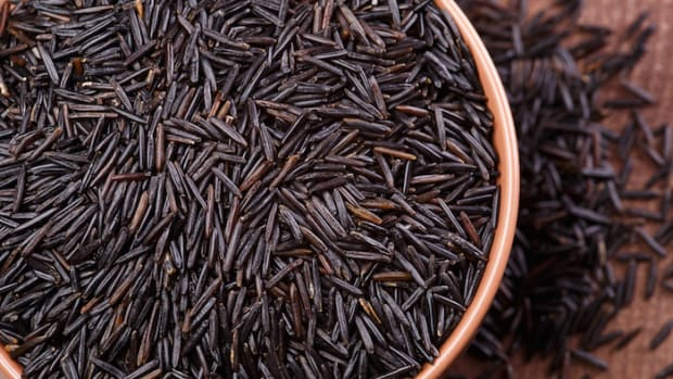black rice recipe