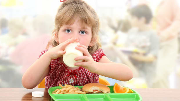 Just How Dangerous are the Processed Meats Served in School Lunches?