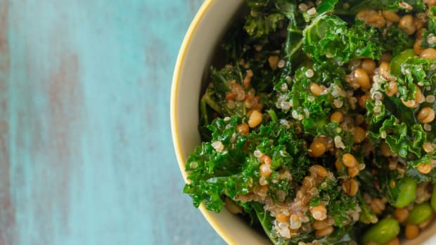 kale and barley recipes