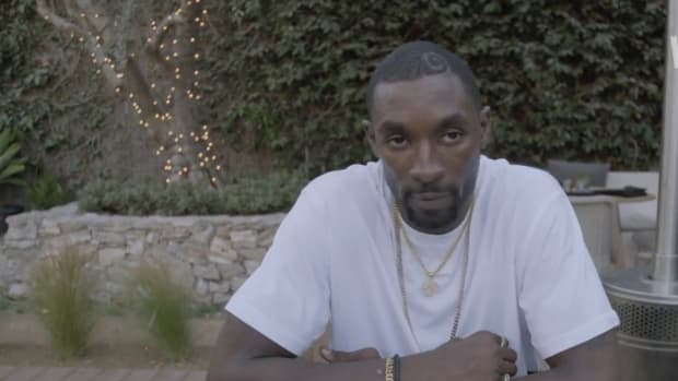 NBA Star Ben Gordon Scores With a Vegan Diet