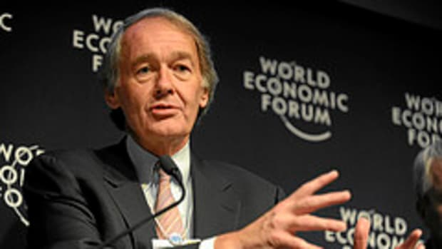 The US Legislative Agenda: A Global Perspective: Edward J.Markey