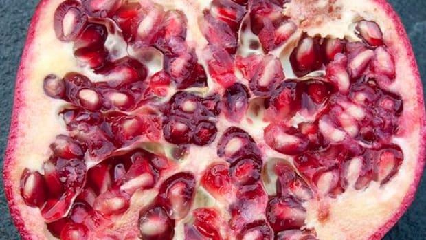 pomegranate superfood