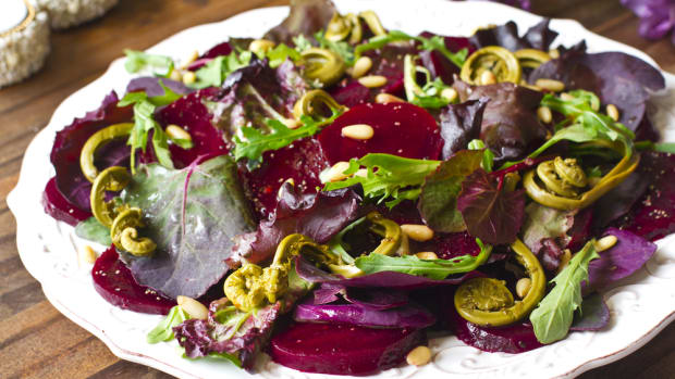 4 Ways to Put Seasonal Spring Vegetables on Your Meatless Monday Table