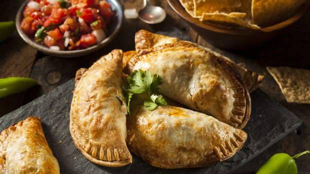 south american recipes - empanadas