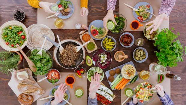 Plant-Based Diet May Prevent Diabetes