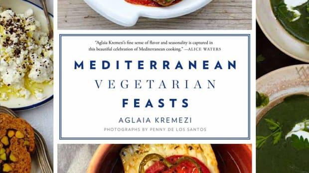 """Beyond Greek Food: A Look Inside """"Mediterranean Vegetarian Feasts"""""""