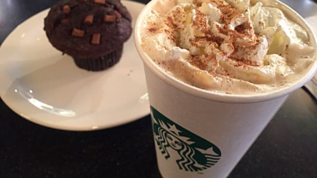 New Starbucks Pumpkin Spice Latte Includes Real Pumpkin