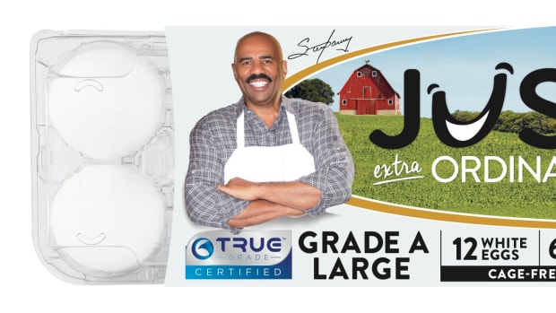Did Steve Harvey Just Revolutionize Egg Carton Labels?