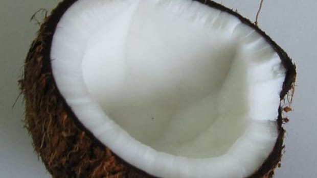 CoconutHalved