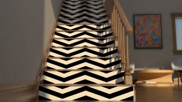 Try one of these easy diy staircase ideas.