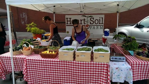 Heart and Soil Farm is dedicated to growing good food.