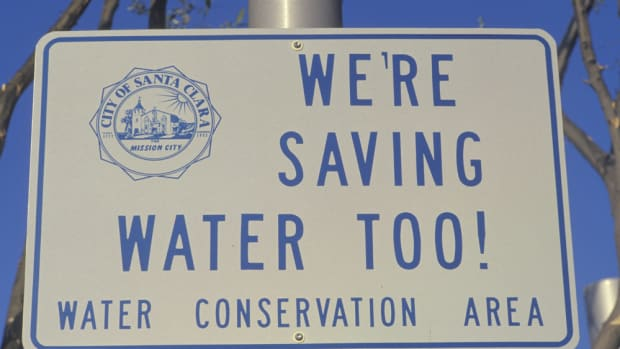 Water conservation needs to happen everywhere.