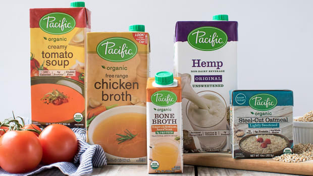 Campbell's Buys Pacific Foods