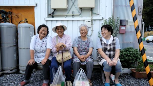 centenarians photo