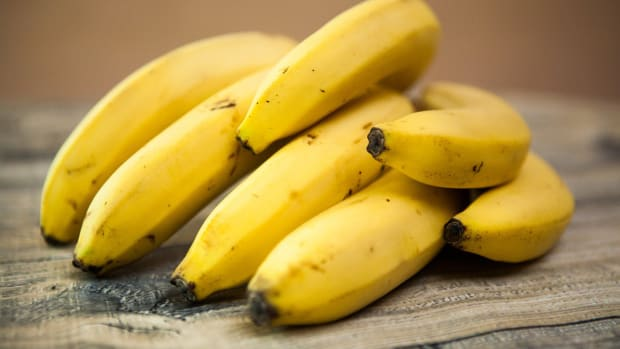 bananas are not great for a clear skin diet