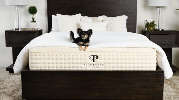 This Innovative Non-Toxic Mattress Changed the Way I Sleep