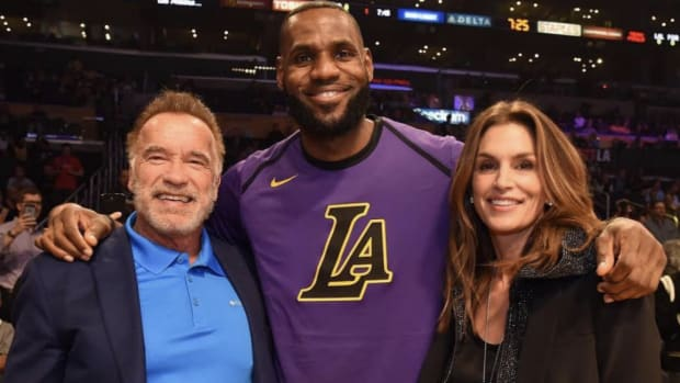 Cindy Crawford and Celebrity Friends Launch New Wellness Brand 'Ladder'