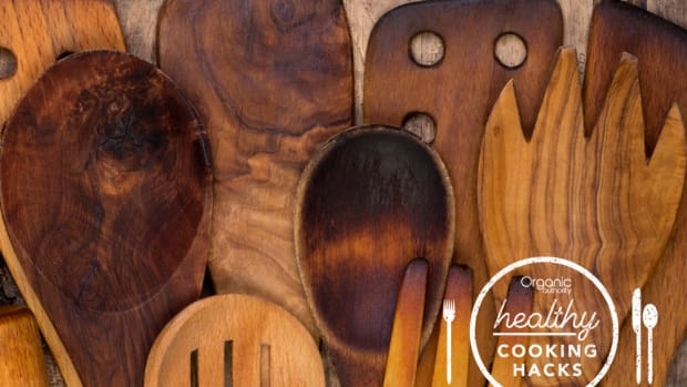 Caring for kitchen wooden spoons