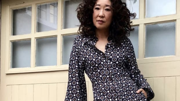 How Sandra Oh Looks So Damn Good