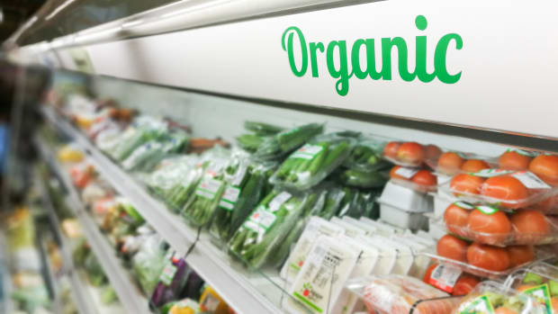 Organic Food is Getting Cheaper, New Report Shows