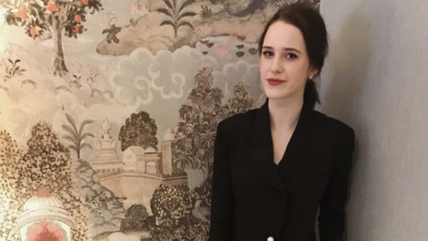 How Rachel Brosnahan Stays Balanced and Energized
