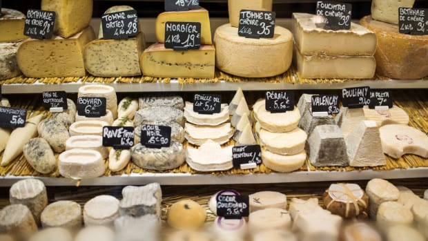 What's the healthiest cheese?