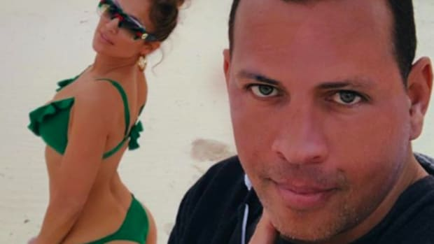 Jennifer Lopez and Alex Rodriguez are doing another fitness challenge