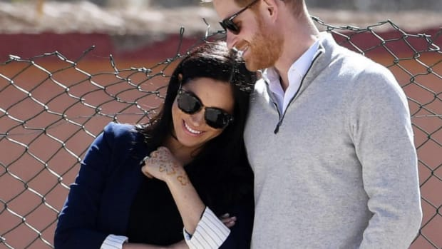 Prince Harry and Meghan Markle Are All About Living That Wellness Life