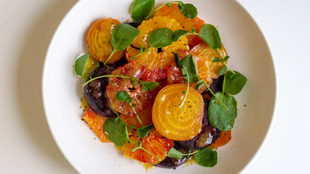 Beet, Orange and Watercress Salad Recipe