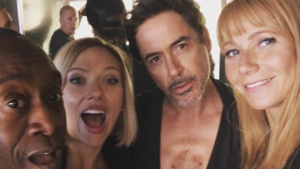 Here's How to Get Scarlett Johansson's 'Avengers' Body