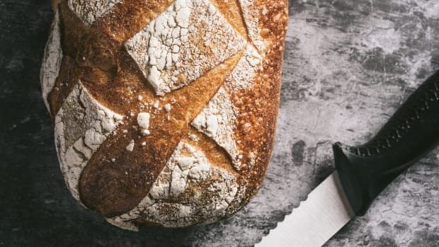 secrets to making your own sourdough bread