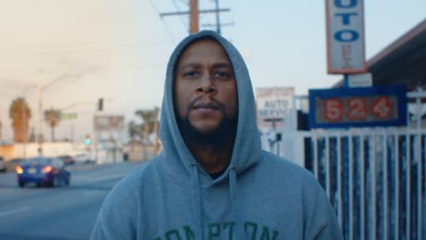 Lemel Durrah in Compton