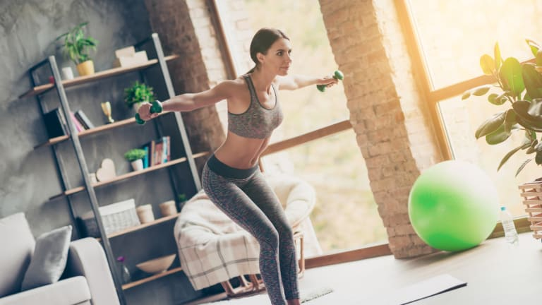Here's What You Need to Get Your Home Gym Started