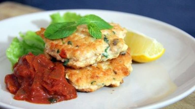 Skip the Beef: Make a Sustainable Salmon Burger Recipe