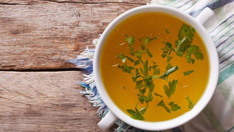 How To Make Bone Broth (Your Go-To Winter Elixir and Skin Food)