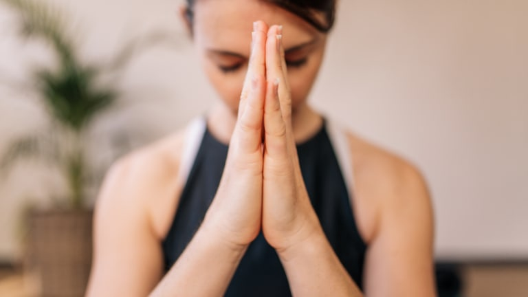 I Joined a Meditation Studio and It Changed My Brain