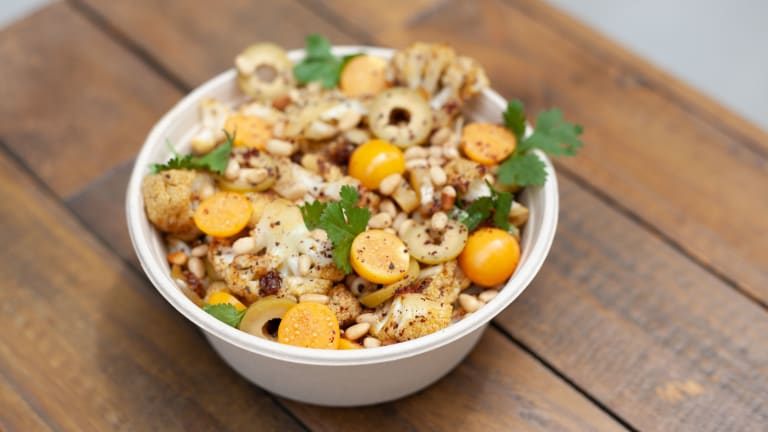 Bowlila, a New Chickpea-Centric LA Restaurant, Creates a Limited-Edition Organic Authority Bowl That You Can Make at Home
