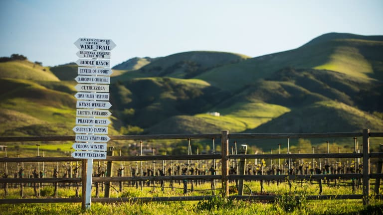 Here's Your Weekend Getaway in SLO: Local Wine, Artisanal Cheese & Farm Fresh Eats