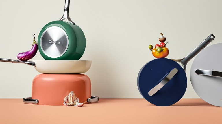 We're Head Over Heels for This Gorgeous Clean Cookware Line
