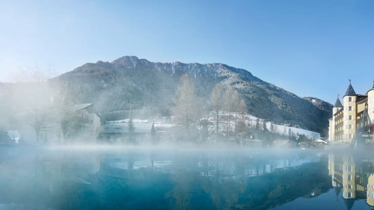 Experience the Hotel Adler Dolomiti, a Spring Skiing Wellness Escape