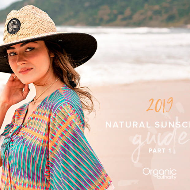Mineral Based Natural Sunscreens: A Consumer Guide to Help You Protect Your Skin With Safe & Effective Products
