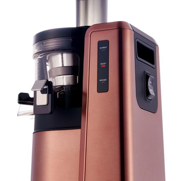 HZ Rose Gold Slow Juicer