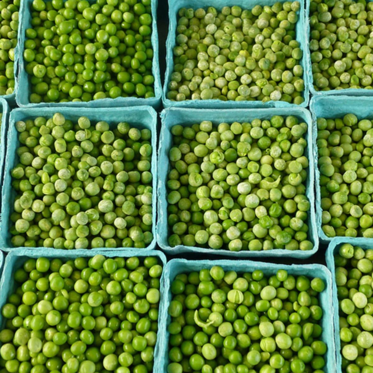 Superfood Focus Spring Green Peas Organic Authority
