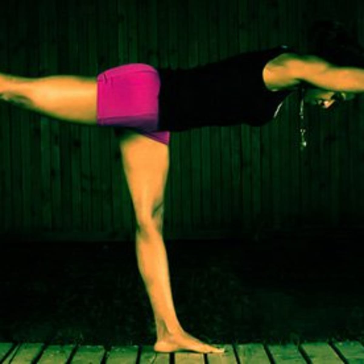 7 Easy Yoga Poses To Improve Your Balance Organic Authority