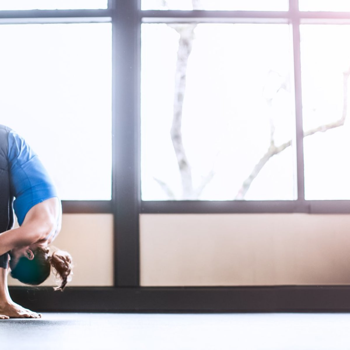 41 Yoga Poses That Relieve Period Cramps, According to the Experts