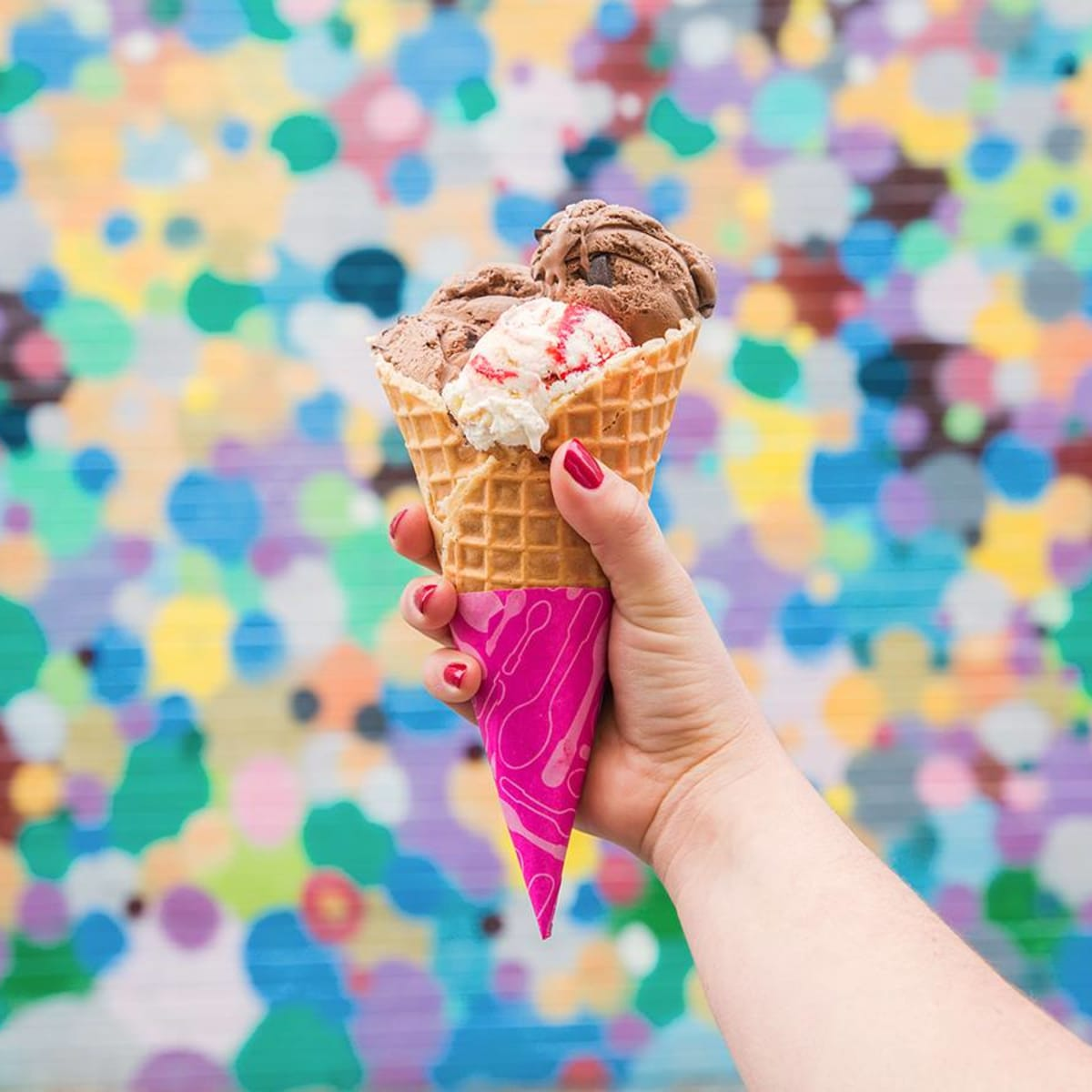 Baskin Robbins And Dunkin Donuts Slash Artificial Coloring Organic Authority