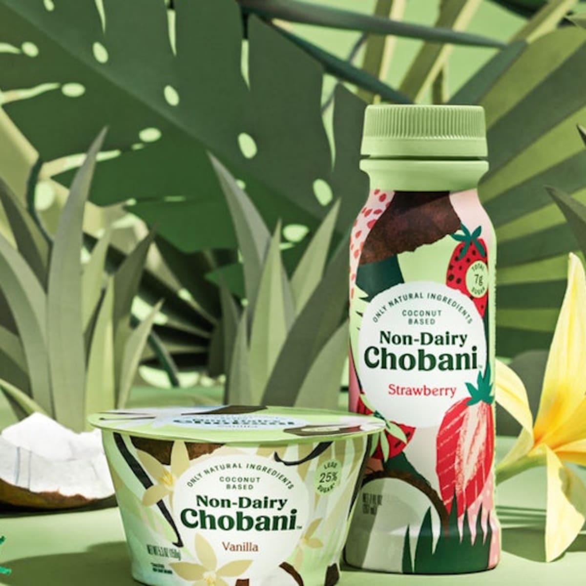 Chobani Launches Dairy-Free Yogurt Line