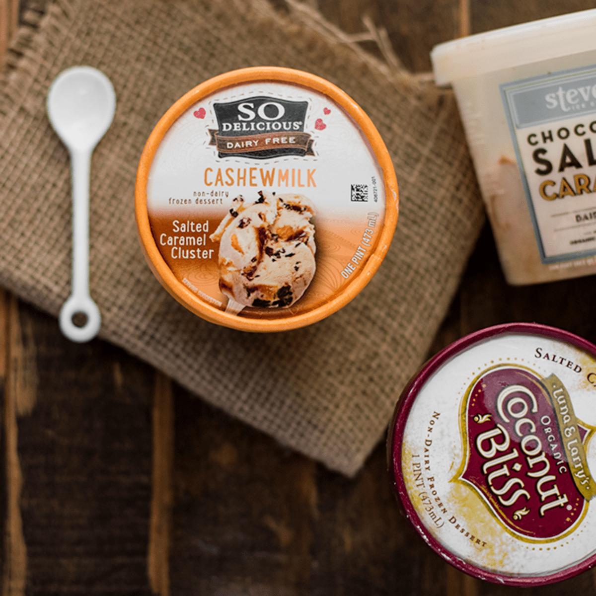 5 Vegan Ice Cream Brands Put To The Ultimate Taste Test Organic Authority
