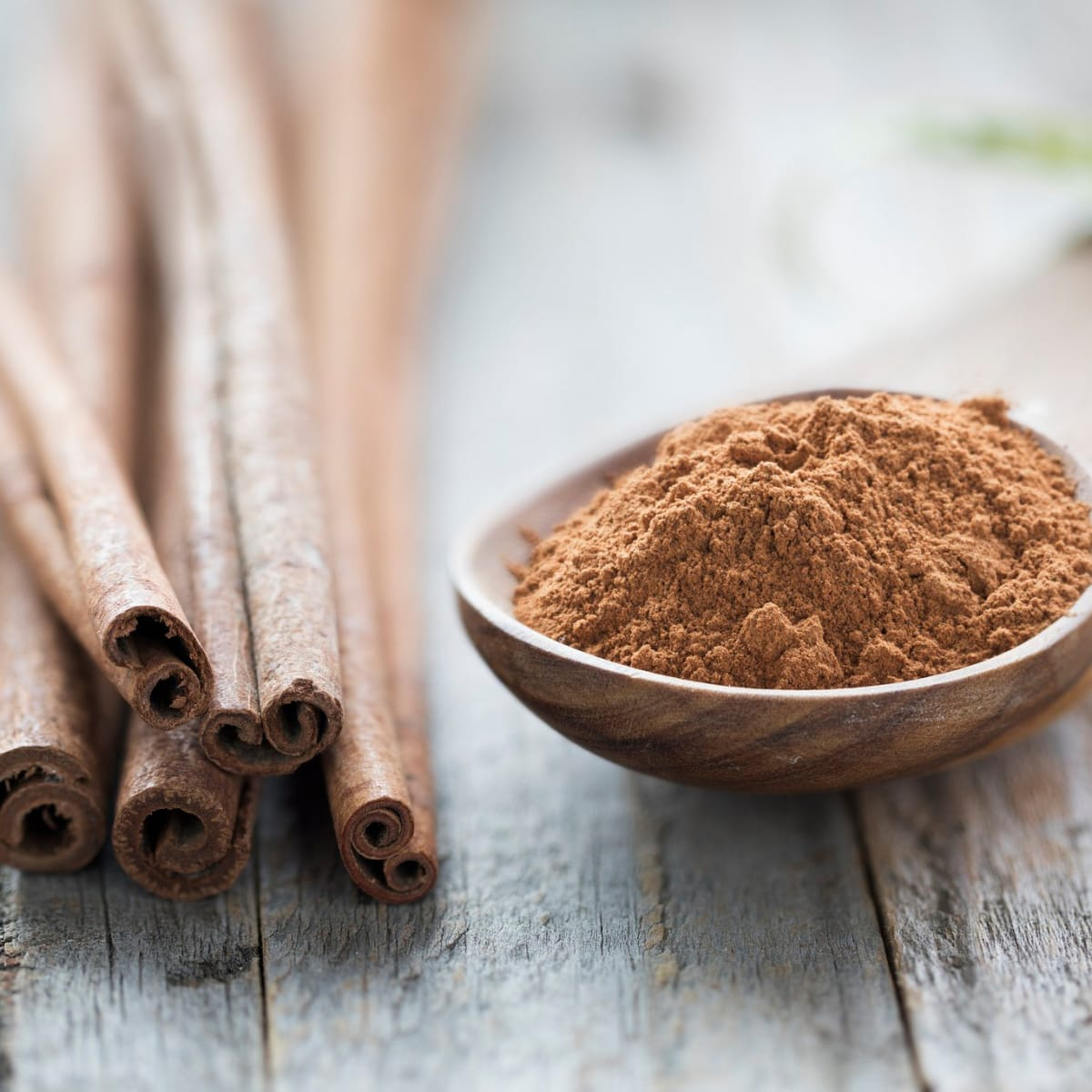 how to make cinnamon powder