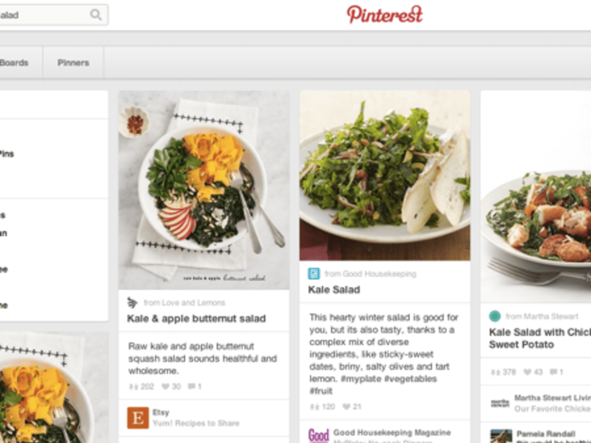 Need Vegan Gluten Free Or Paleo Recipes There S A Pinterest Filter For That Organic Authority